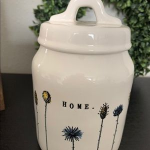 New Rae Dunn Stemline canister Home